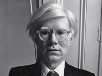 RANDY'S PERSON: Andy Warhol
