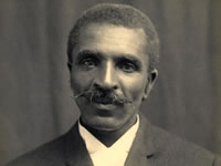 RANDY'S PERSON: George Washington Carver