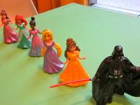 the princess line