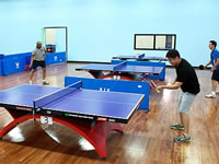 PLACE: Westchester Table Tennis Center