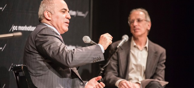 Kasparov feature