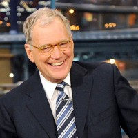 Paul Abdul, David Letterman