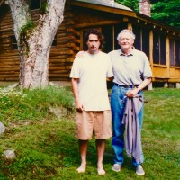 crewdson's father, his person