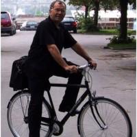 Jan Gehl's bike
