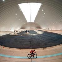 USA Cycling training: Lauren Stephens