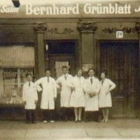 Bernard Greenblatt 2nd from right